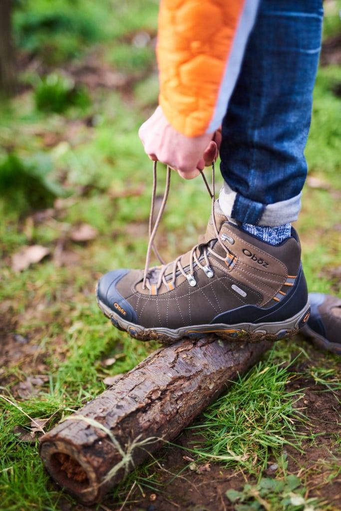 Oboz Bridger Mid Waterproof Hiking Boots
