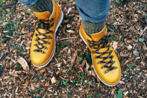 Fracap M120 Scarponcino Yellow 377