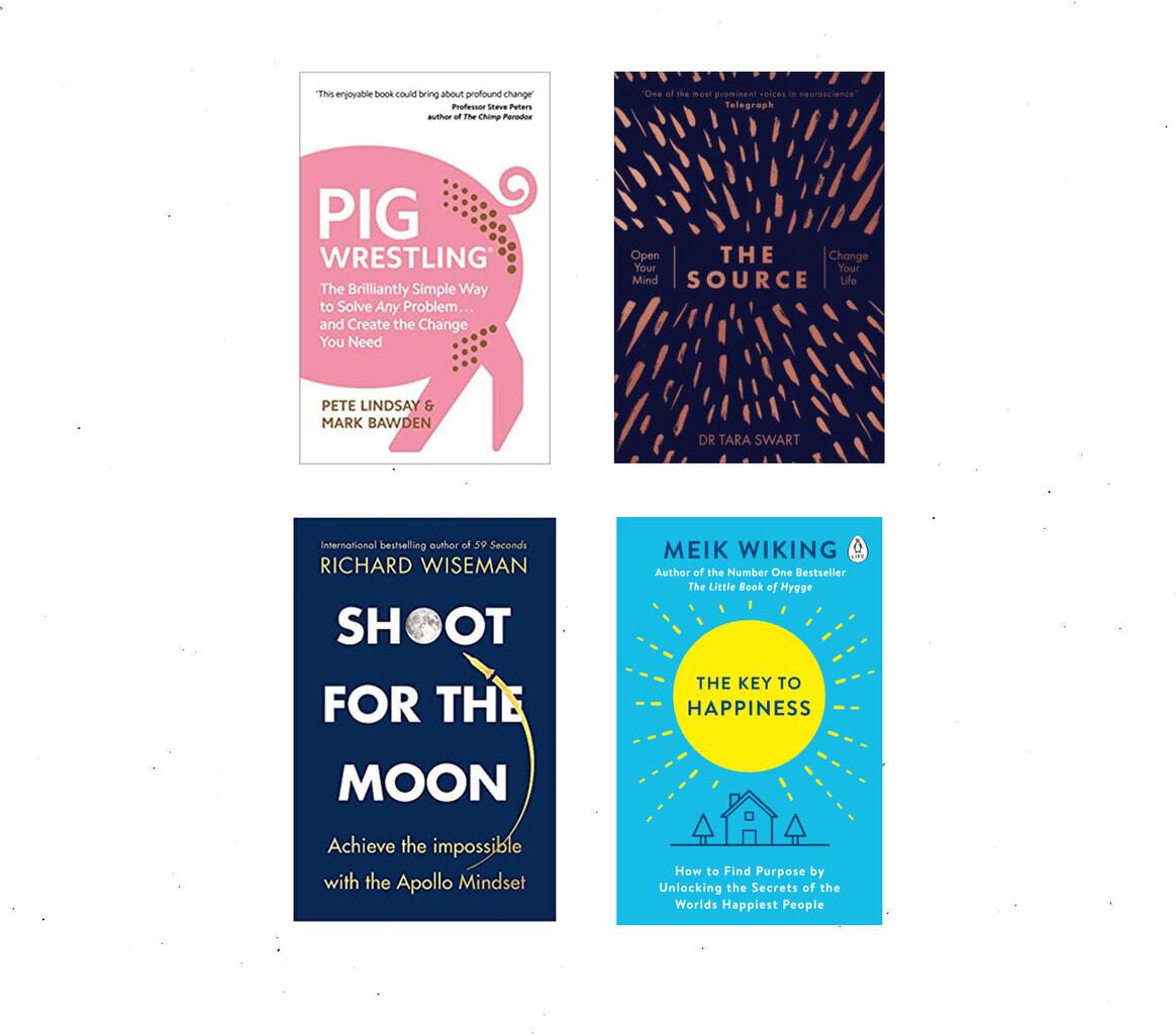 59 Seconds Richard Wiseman inspiring books for the new year» the malestrom