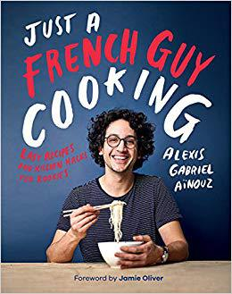 Just a french guy cooking book cover