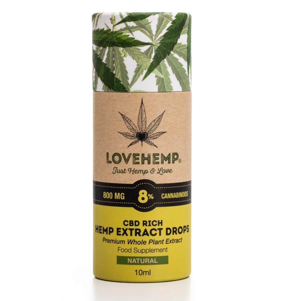 Lovehemp CBD extract