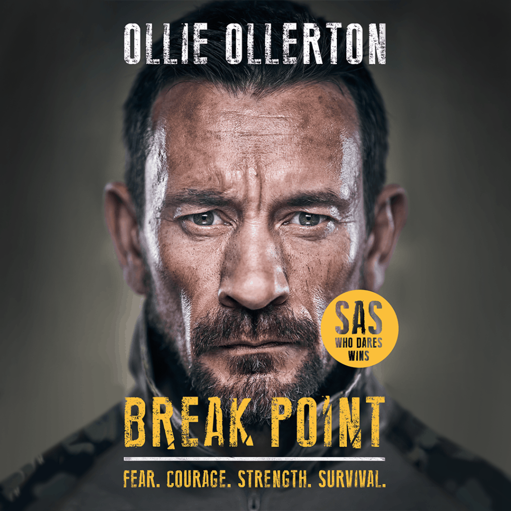 cover of book Break Point by Ollie Ollerton