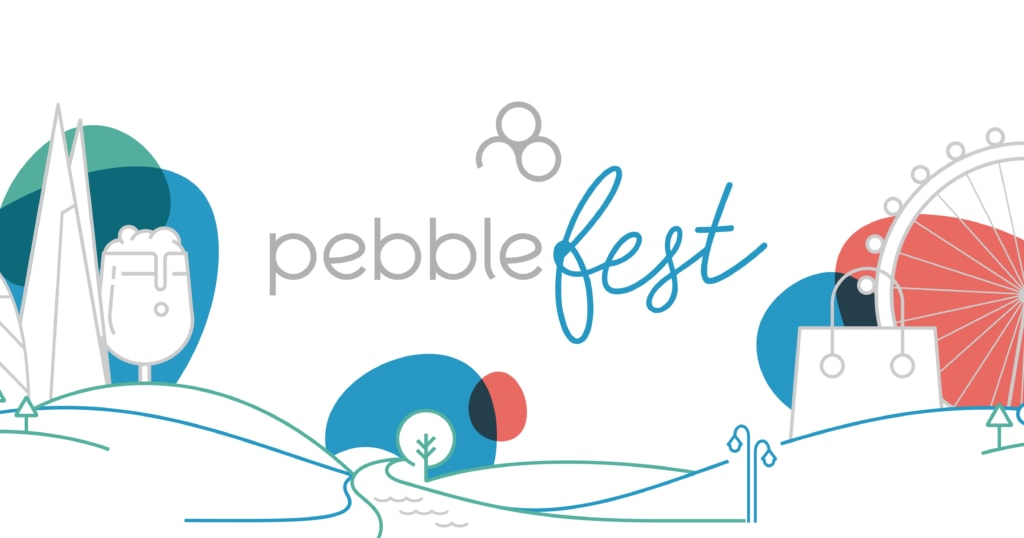 Cover for lifestyle festival Pebblefest