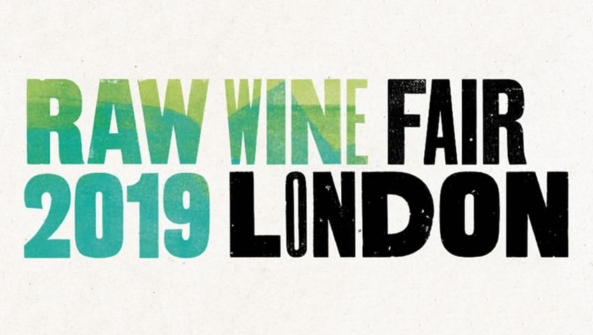 The raw wine 2019 logo