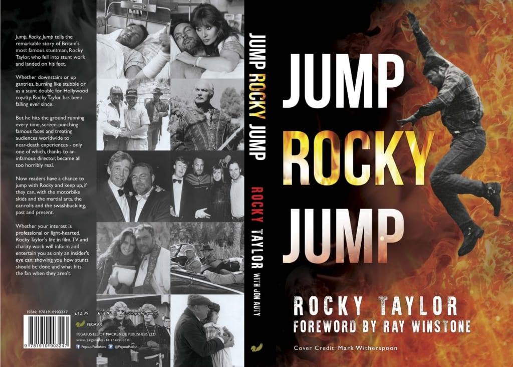 Cover of book Jump Rocky jump