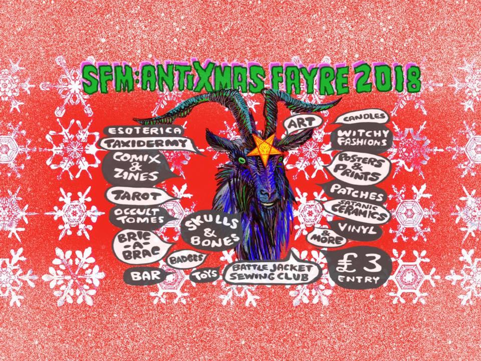 Poster for Satanic Flea Market