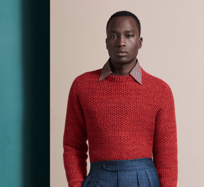 Richard James Saville Row Knitwear