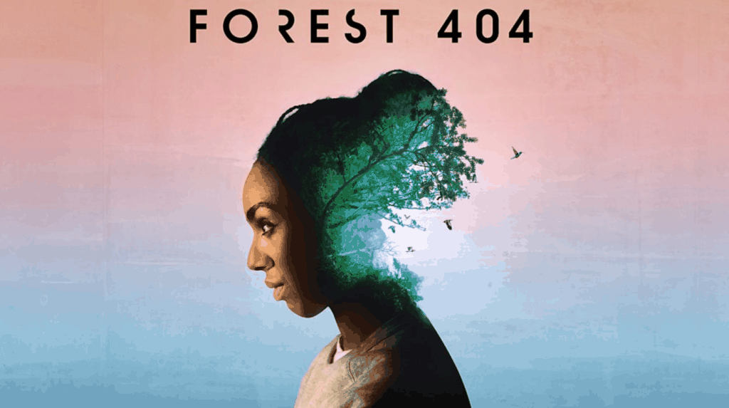 Cover of BBC4 podcast Forest 404