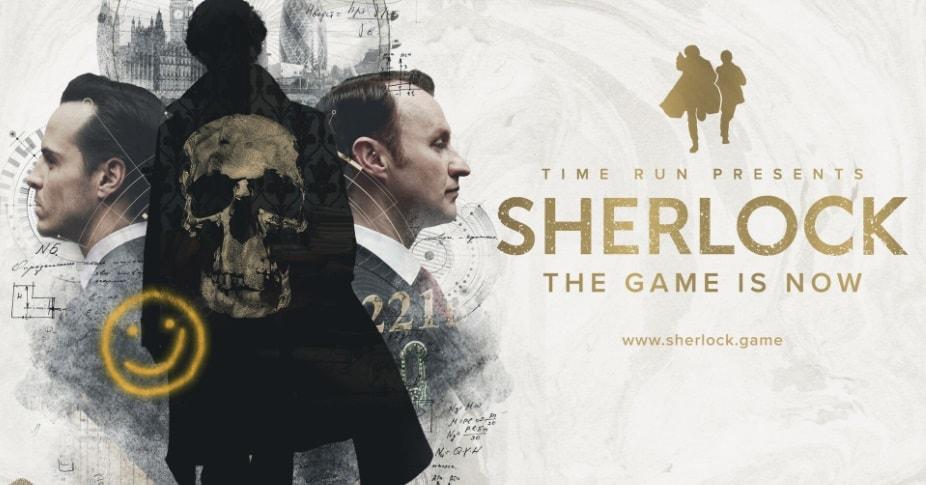 The Sherlock Escape Rooms poster
