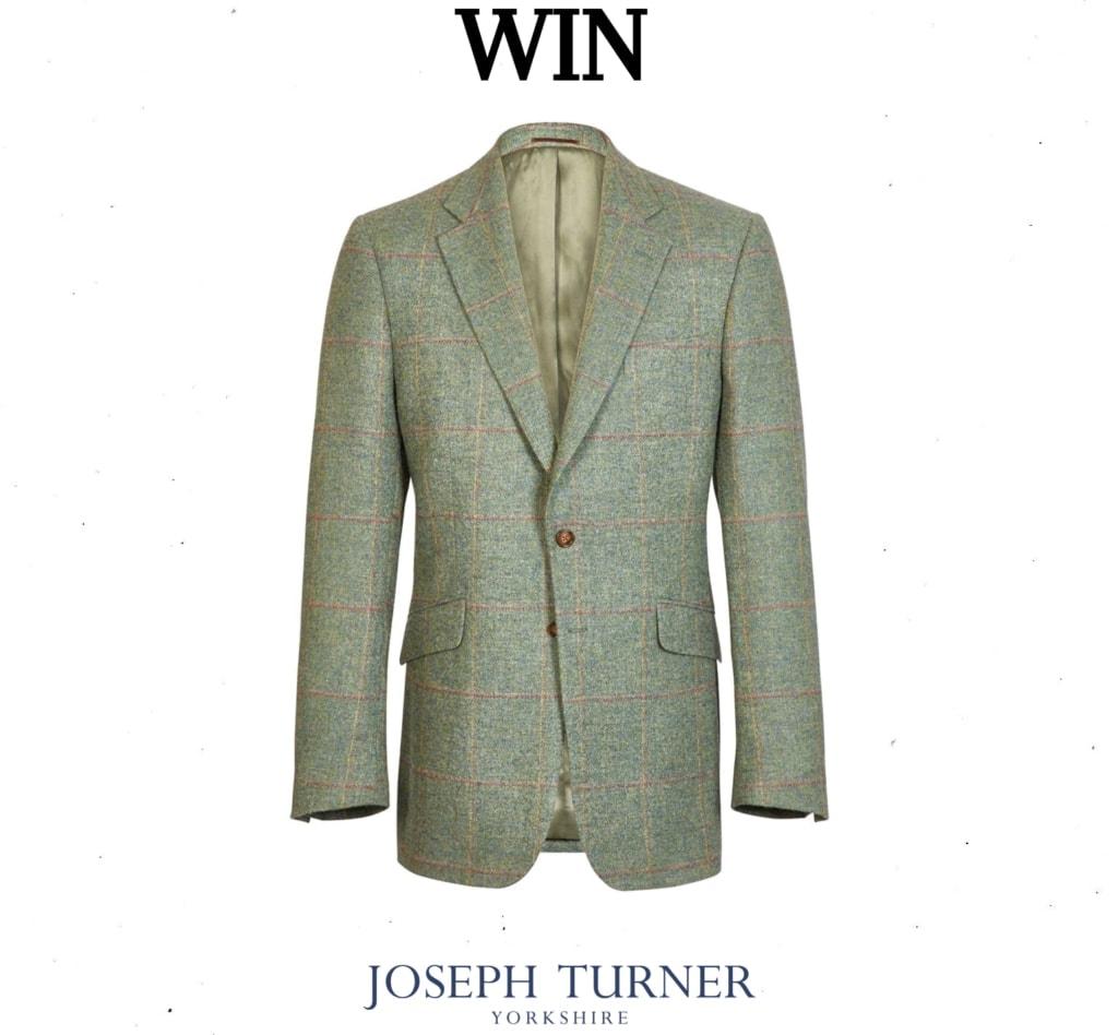 Joseph Turner Tweed Jacket
