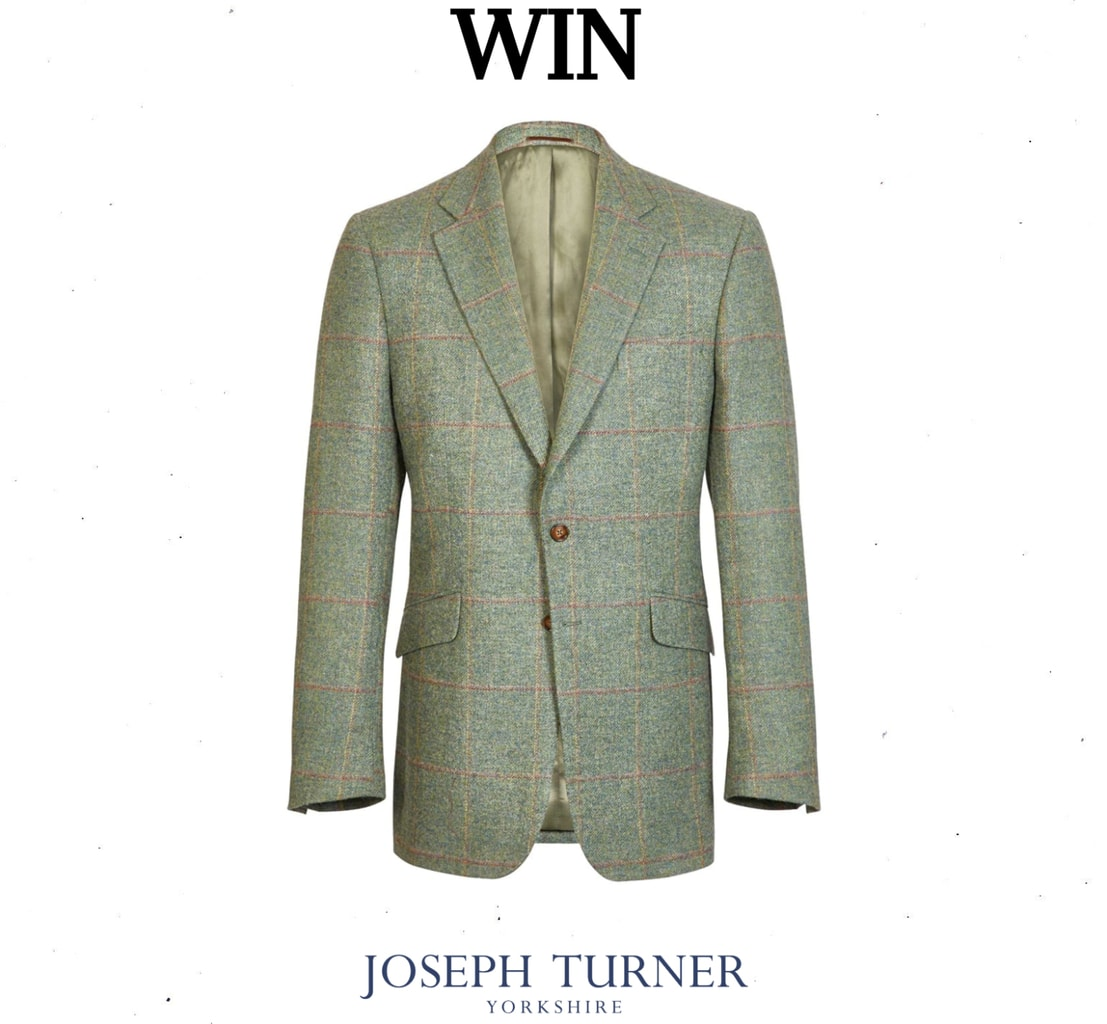 Joseph Turner Tweed Jacket