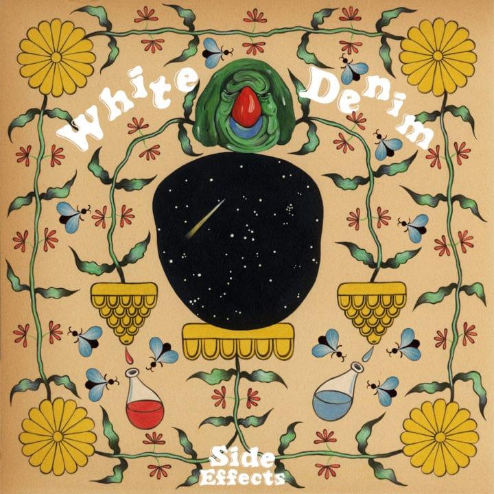 White Denim album cover for Side Effects