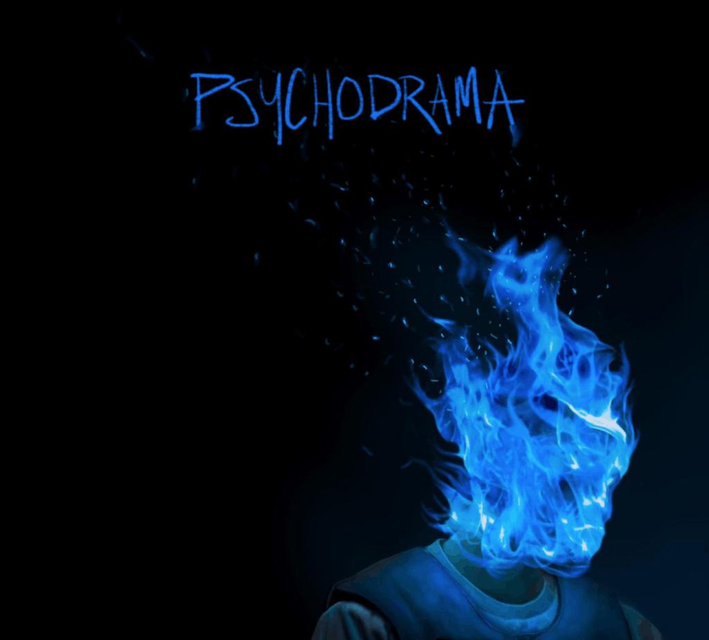 The psychodrama album cover