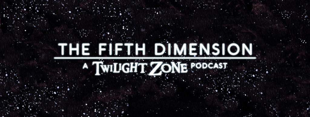 The Fifth Dimension Podcast logo