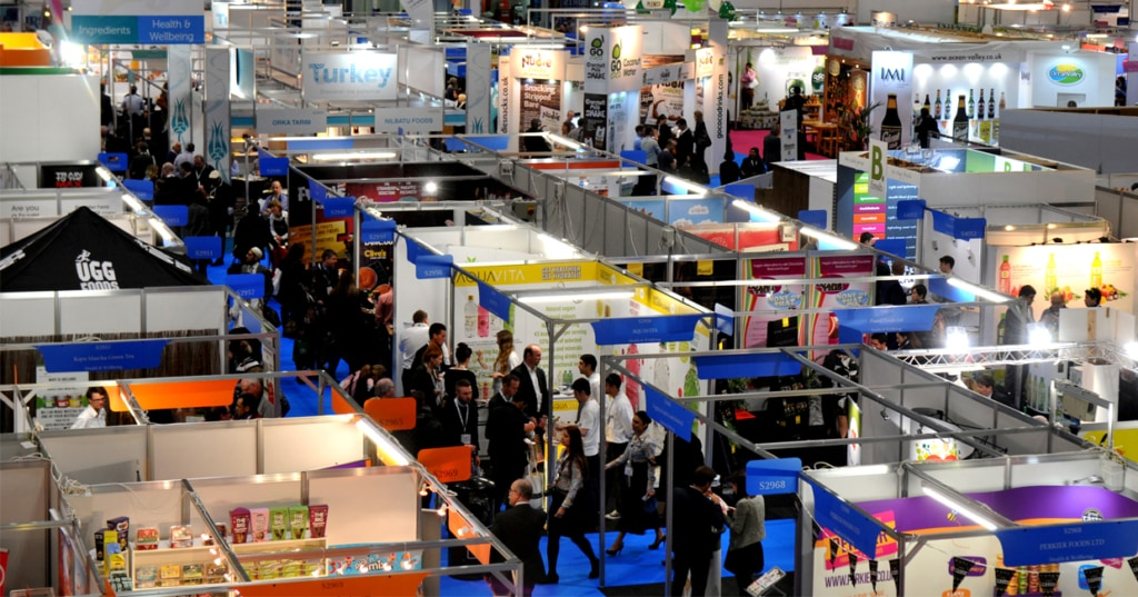 An overview of the International Food and Drink event