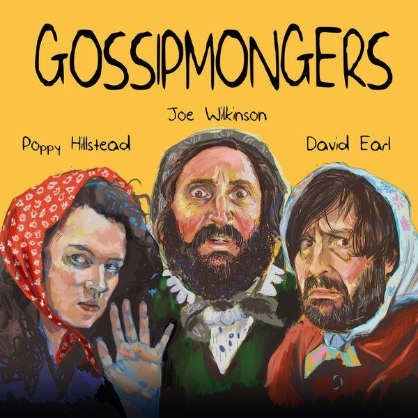 cover of Gossipmongers podcast