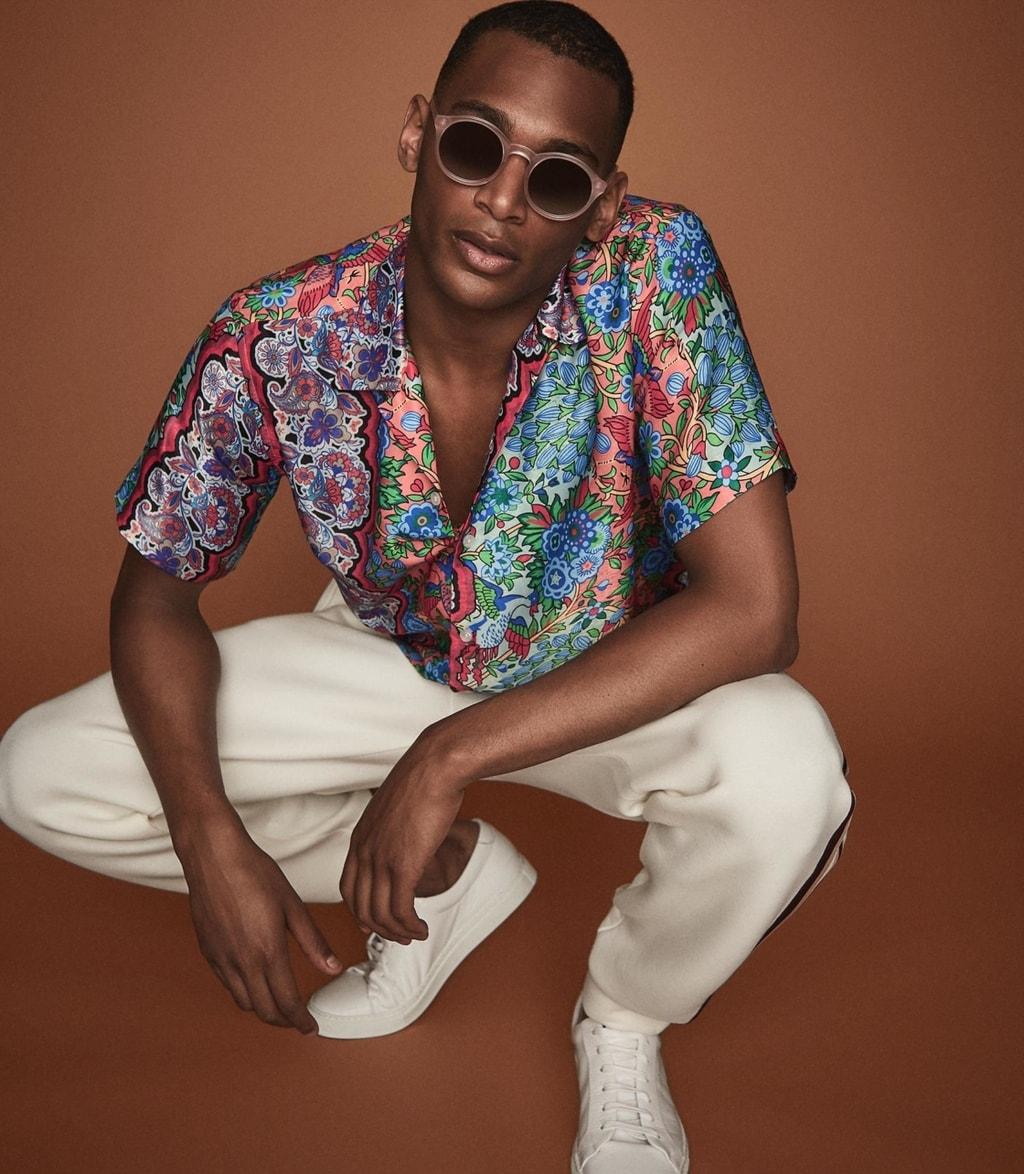 Havana shirt from Reiss
