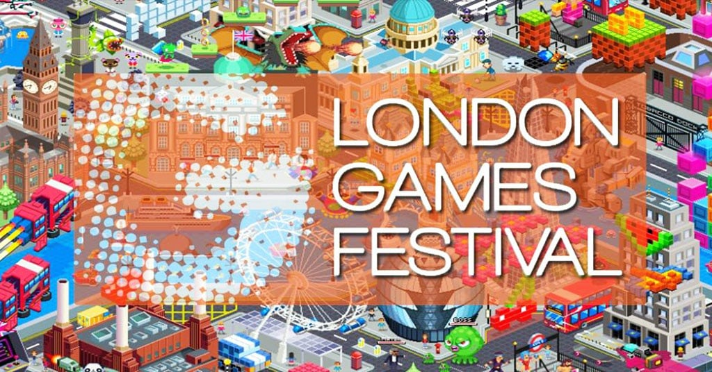 The London Games Festival logo