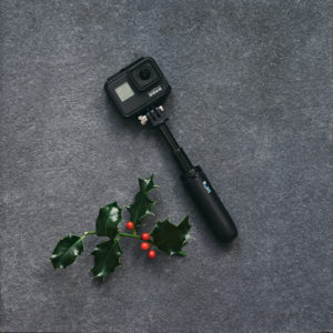 GoPro Hero7 Black photographed for The MALESTROM's Christmas Tech gift guide