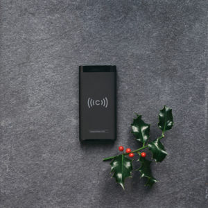 Cygnett charger photographed for The MALESTROM's Christmas Tech gift guide
