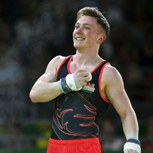 Nile Wilson from Raising the bar