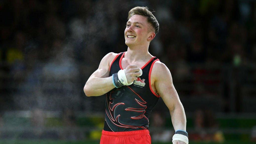 Raising the Bar with British Gymnastics Star Nile Wilson