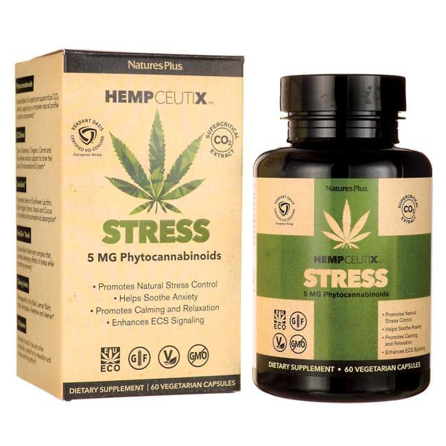 Hempceutix stress